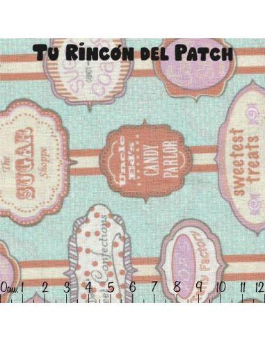 Dottie's Sweet Shop: Caramelos (rosa)