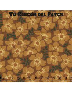 Violet Wishes: Flores Tostado