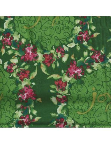 Ambrosia: joy en verde claro