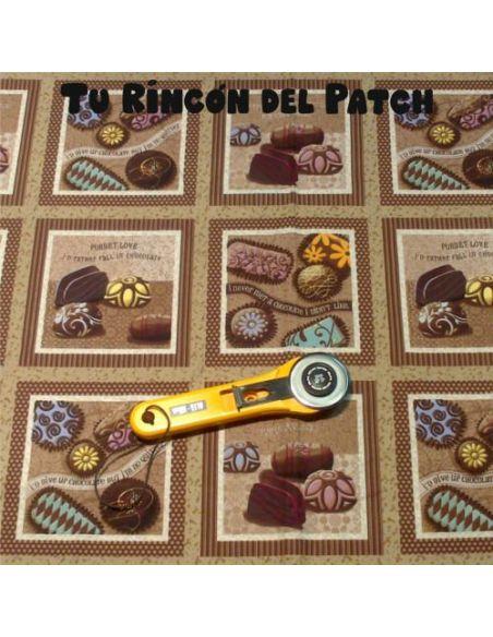 Chocolat: Carré