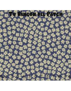 Lyon: Flor pequeña granate