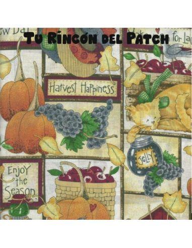 Harvest: Mensajes