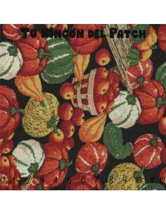 Autumn: Foliage and fruits