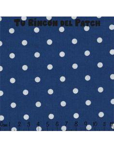 Dots: Azul marino