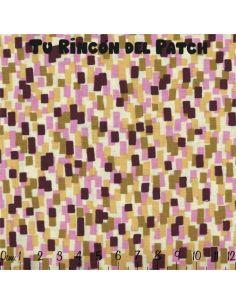 Sonnet: Mosaico marrón