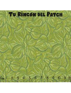 Palette: (77) Pistacho Hojas