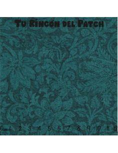 Palette: (51) Azul-verde Epoque