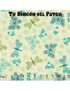 Who's Who: Mariposas turquesas