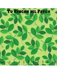 Wild Leaves: Hojas verdes