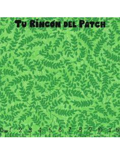 Tonal Fern: Pistacho