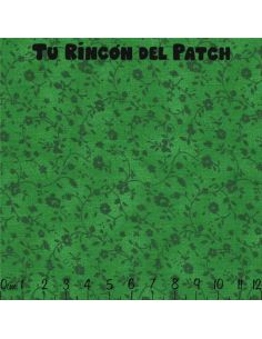 Calico Tonal: Verde