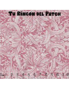 Paris Spring: Hojarasca rosa
