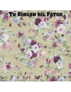 Sweet flowers: Centros malva-rosado