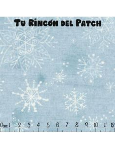 Merry Stitches: Copos azul