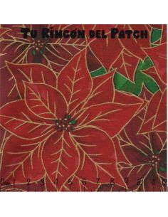 Season's Greeting: Flor pascua grande