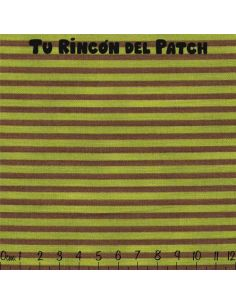 Graphix: Pistacho/Chocolate Rayado