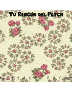 Patch: Rosa. Coronas