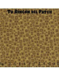 Automne: Mosaico marrón