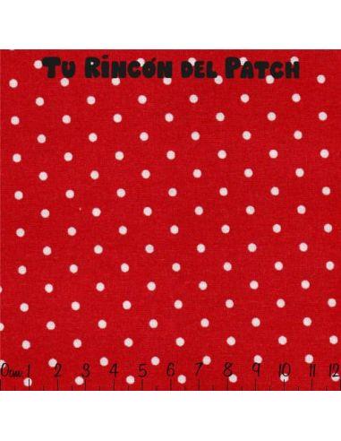 Beauty: Rojo, topitos