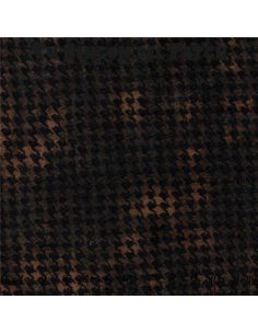 Flannel: Grost, negro