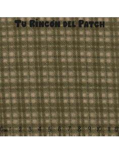 Flannel: Cuadros, verde
