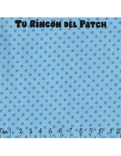 Dots: (15) azul
