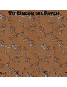 Larisa: ramitas sobre marrón (50068)