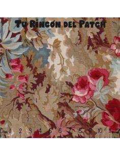 Larisa: flores multicolor (50066)