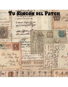 correos vintage