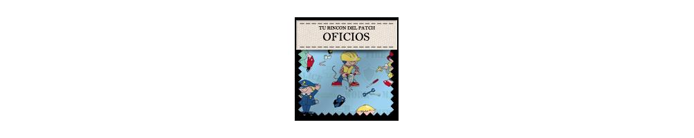 Telas baratas de patchwork de oficios. turincondelpatch.com
