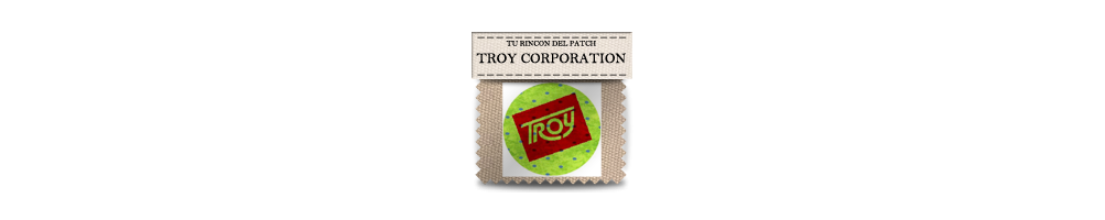 Telas baratas de patchwork de Troy Corporation. turincondelpatch.com