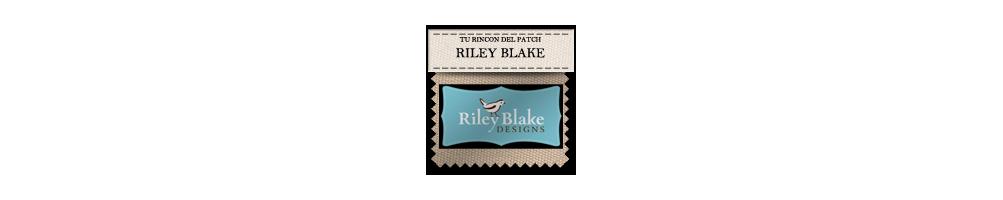 Telas baratas de patchwork de Riley Blake. turincondelpatch.com