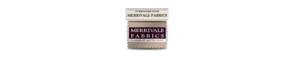Telas baratas de patchwork de Merrivale Fabrics. turincondelpatch.com