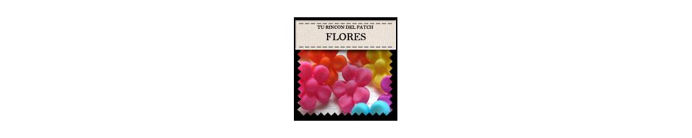 Botones baratos de flores. turincondelpatch.com