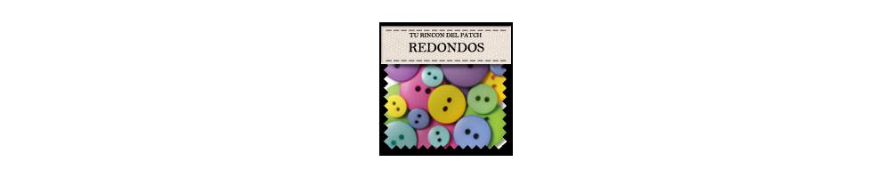 Botones redondos baratos. turincondelpatch.com