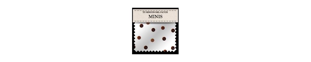 Botones baratos minis. turincondelpatch.com