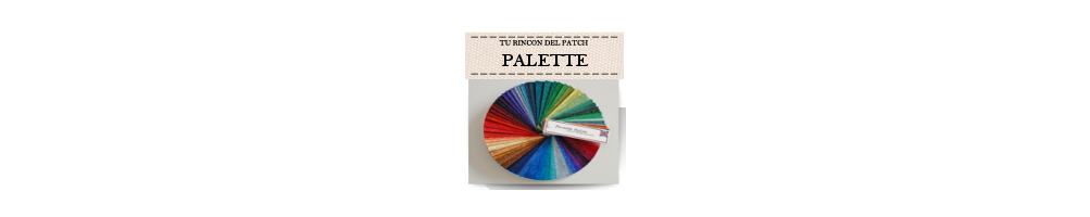 Palette (12€)