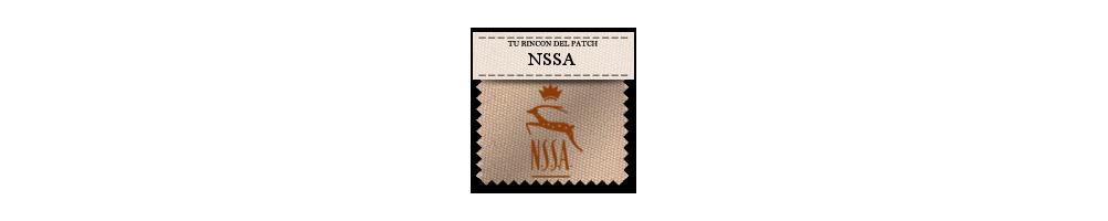Muestrario de telas del fabricante NSSA