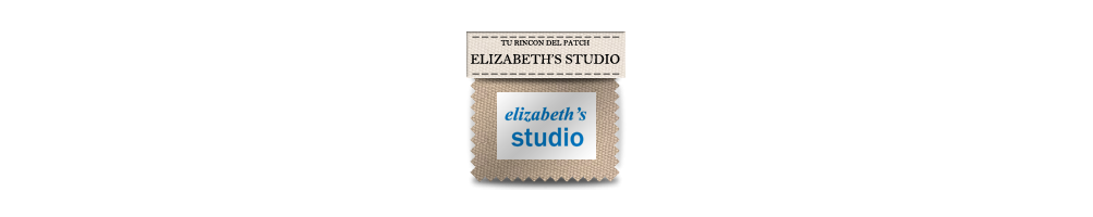 Telas baratas de Elizabeth´s Studio para laborres de patchwork. turincondelpatch.com