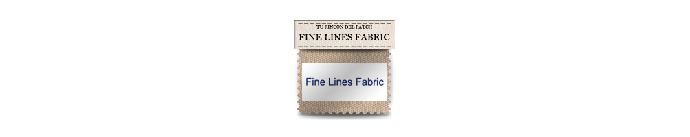 Fine Lines Fabric