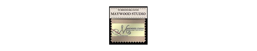 Telas baratas de patchwork de Maywood Studio. turincondelpatch.com