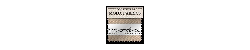 Telas baratas de patchwork de Moda Fabrics. turincondelpatch.com