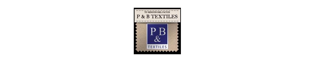 Telas baratas de patchwork de P & B Textiles. turincondelpatch.com