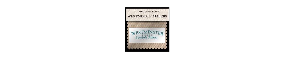 Telas baratas de patchwork de Westminster Fibers. turincondelpatch.com